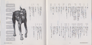 Fate of Raccoon City Vol.3 booklet - pages 18 and 19