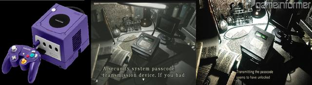 File:Resident Evil remake Gamecube easter egg.png