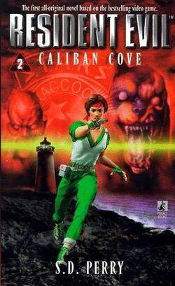 Resident Evil Caliban Cove - Pocket Books front cover
