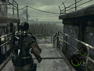 Oil field dock in-game (RE5 Danskyl7) (5)