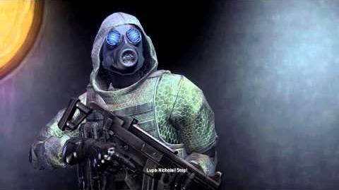 Resident Evil Operation Raccoon City all cutscenes - c