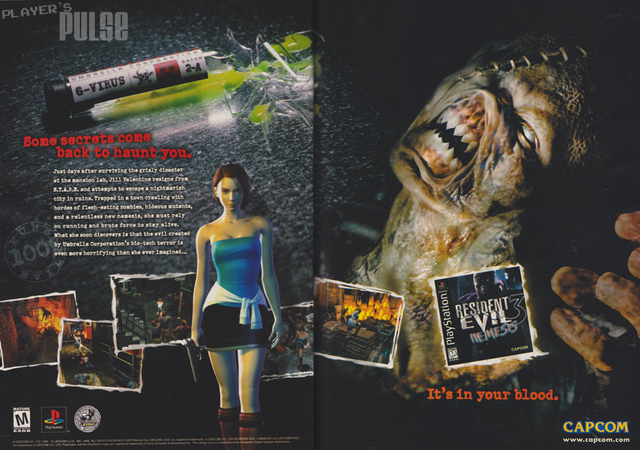 File:RE3 NEMESIS PROMO AD POSTER.png