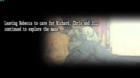 Resident Evil The Umbrella Chronicles all cutscenes - Mansion Incident 2 opening
