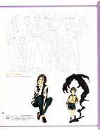 CAPCOM design WORKS art book - Chapter 01 - bio hazard-series - Page 30