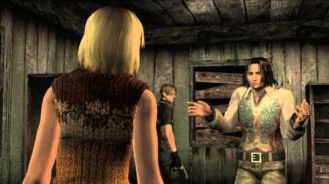 Resident Evil 4 all cutscenes - Chapter 2-2 scene