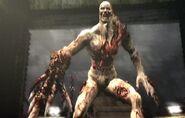 Resident Evil Umbrella Chronicles - Tyrant T-001