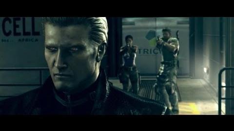 "Resident Evil 5 - Cutscenes 48 ""Rematch"""