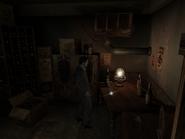 Resident Evil Outbreak items - Forklift Key E-N location