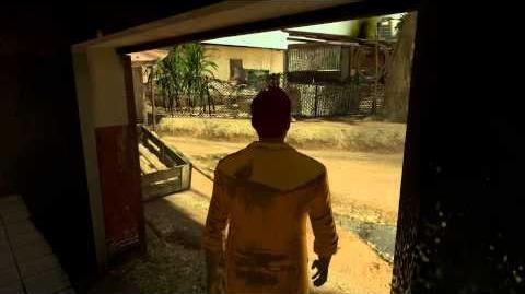 Resident Evil 5 Studio Lot