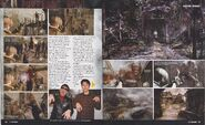 Resident Evil 4 - Game Informer March 2004, Issue 131 - p32-33