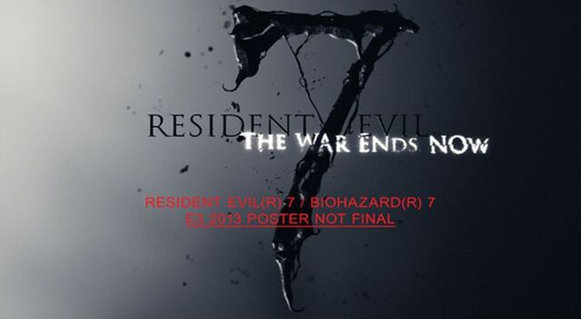 File:Resident-Evil-7-Receives-Leaked-Poster-E3-2013-Reveal-Likely.jpg
