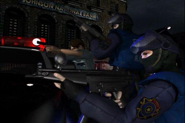 File:Raccoon SWAT outside Johnson National Bank.jpg