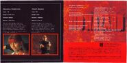 BIO HAZARD SOUND TRACK REMIX - JA booklet pages 4 and 5