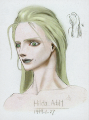 Alexia Ashford official concept art