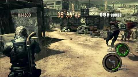 [RESIDENT EVIL 5 - PS4]Mercenaries United - DUO - PA - 913k