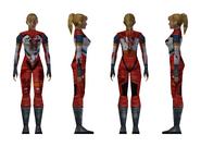 Resident Evil 2 - Elza Walker standard model (damage 2)