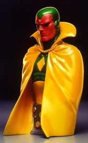 Vision bust
