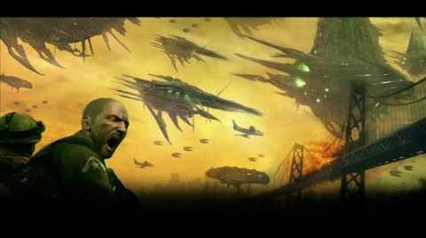 Resistance 2 Soundtrack Boris Salchow - Menu Theme of Resistance 2 (SGT. Nathan Hale)