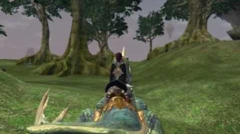 Everquest II - Leaper and Glider Mounts