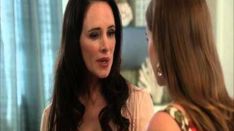 "Revenge S2XEP6 ""Illusion"" Charlotte Talks to Victoria"
