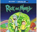 Rick & Morty DVDs