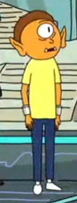 Cyclops Morty