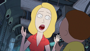 Evil Beth Clone Acting Nice