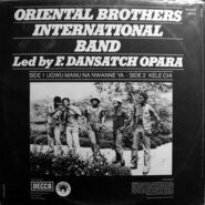 Oriental Brothers DWAPS2024 back