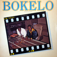 Johnny Bokelo, front Isabelle - A