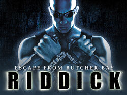 The Chronicles of Riddick, Escape From Butcher Bay