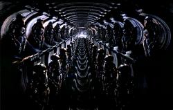 Sarcophagus Interior