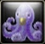 Veiled Octopus Icon