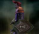 Demonguard Bulwark (Blue)