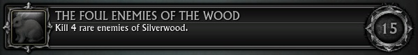 The Foul Enemies of the Wood