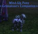 Wind-Up Pony