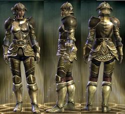 Ascendant Set Female