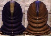 Leather Purple Dye