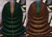 Leather Seafoam Dye