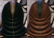 Leather Seafoam Dark Dye