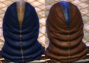 Leather Blue Dye