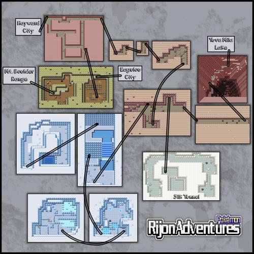 RijonAdv - Rijon Tunnel Guide