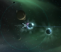 Dark Matter Orb Launcher example