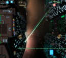 Gemini Laser Cannon