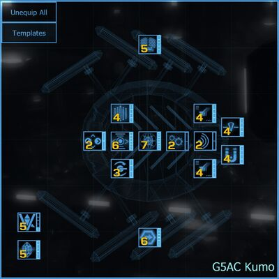 G5AC Kumo blueprint updated