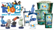 Rio 2 packing ! by Golden Link Europe