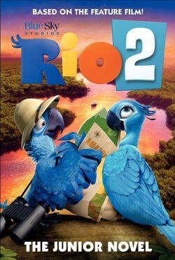 Rio 2 the Junior Novel