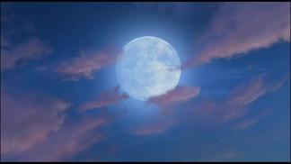 Moon smile