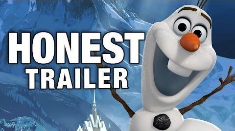 Honest Trailers - Frozen