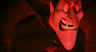 Hotel transylvania angry dracula by lickried-d5ylc5p