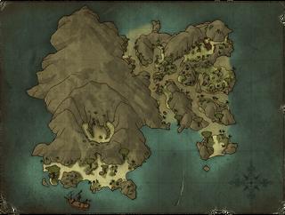 R2 Treasure Isle Map